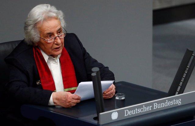 Anita Lasker-Wallfisch, superviviente de Auschwitz