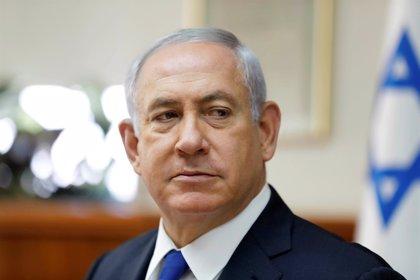 Netanyahu dice que Israel mantendría el control de seguridad de Palestina en el marco de cualquier acuerdo