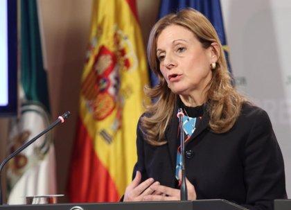 Marina Álvarez aborda en el Pleno del Parlamento la situación de la sanidad en Andalucía