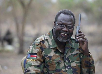 El líder rebelde de Sudán del Sur presenta una propuesta para relanzar el acuerdo de paz de 2015