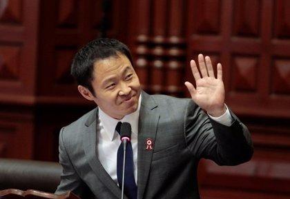 Kenji Fujimori anuncia que formará un nuevo partido que apoyará al presidente Kuczynski