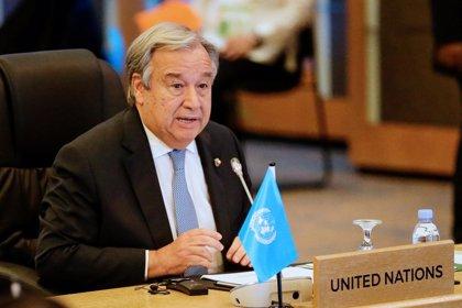 """Guterres recalca que """"el genocidio no ocurre en el vacío"""" y alerta del """"elevado nivel de odio en el mundo"""""""