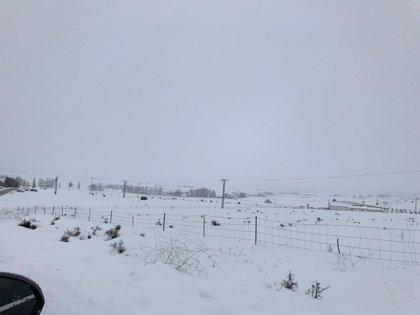 Meteorología advierte de nevadas con acumulación de hasta 2 centímetros a partir de esta tarde en el Noroeste