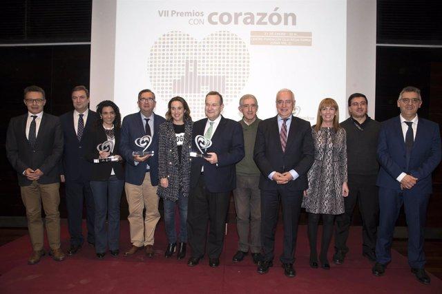 VII Premios de Fundación Cáritas Chavicar