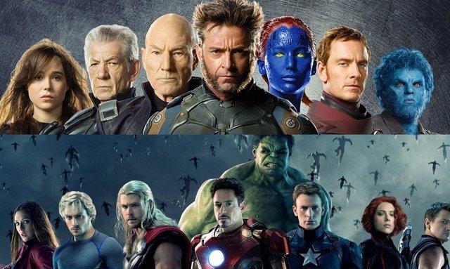 Vengadores y X-Men