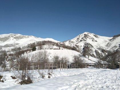 La nieve vuelve este jueves y permanecerá al menos el viernes en La Rioja