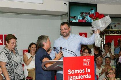 Barbón (FSA) apoya la moción de Laviana a favor de la oficialidad del asturiano