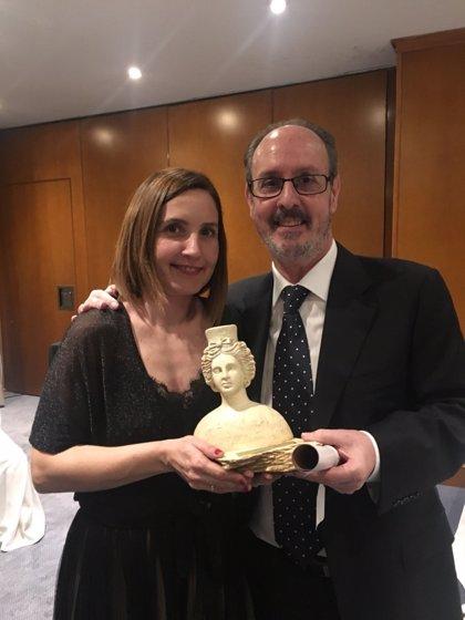 MOLGOY recibe el Premio Nacional de Moda a la Excelencia Empresarial PRENAMO 2018