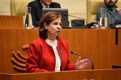 """La Junta de Extremadura defiende que la financiación autonómica """"no puede ser excusa para mantener las diferencias"""""""