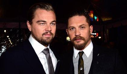 ¿Por qué Tom Hardy lleva tatuado el nombre de Leonardo DiCaprio?