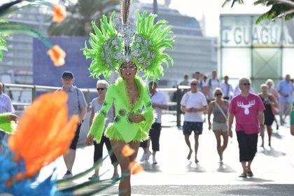 Las Palmas de Gran Canaria espera cinco cruceros durante este fin de semana