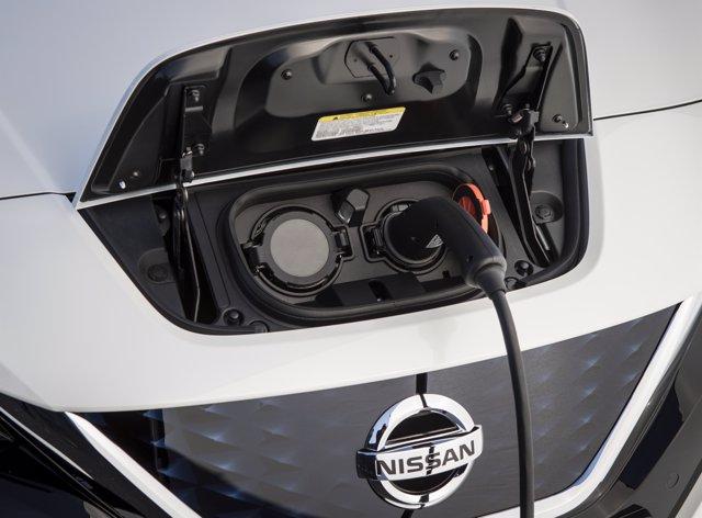 Vehículo eléctrico de Nissan