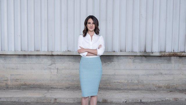 Esther Vaquero, periodista de Antena 3
