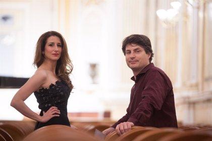 El universo sensual de Turina aterriza en la Sala María Cristina de Málaga con un concierto de cámara de piano y violín