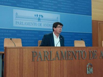 Marín (Cs) defiende mantener la prisión permanente revisable y endurecer los criterios para el tercer grado