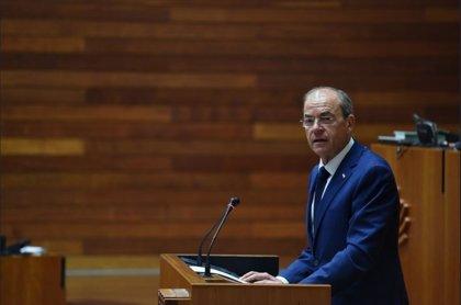 """Monago impulsará """"alianzas"""" para poner a Extremadura """"a salvo de la ordinalidad"""" si Vara """"persiste en el inmovilismo"""""""