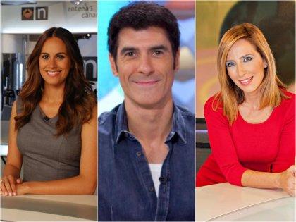 Jorge Fernández, Vidina Espino y Pilar Rumeu presentarán la Gala de la Reina del Carnaval de Las Palmas de Gran Canaria