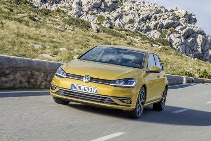 Volkswagen lidera el mercado español en enero y el Golf se posiciona como el modelo más vendido
