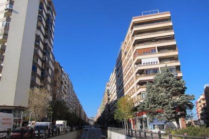 Un rádar móvil controla la velocidad en las principales vías de Jaén capital