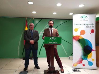 Más de 2.700 emprendedores ponen en marcha 2.386 empresas en 2017 en Málaga con el respaldo de los CADE