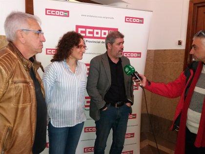 """Sordo (CCOO) replica a Báñez que la reforma de las pensiones no es """"neutra"""" porque pierden poder adquisitivo"""