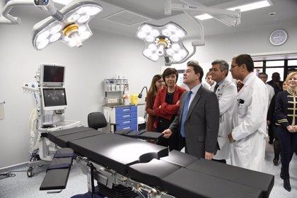 Junta dota al Hospital de Alcázar de 2 nuevos quirófanos que permitirán incrementar un 20% la actividad quirúrgica