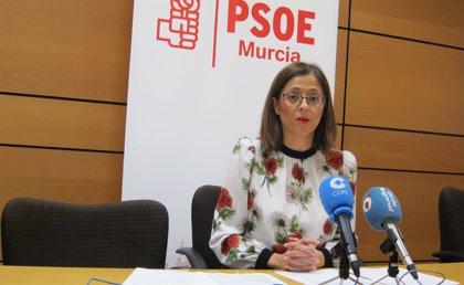 """PSOE Murcia pide a concejales de la oposición que sean """"coherentes"""" para que el cambio de Gobierno """"sea una realidad"""""""