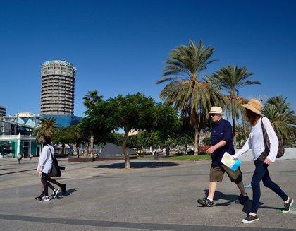 Canarias recibe 14,2 millones de turistas extranjeros en 2017, un 7,2% más