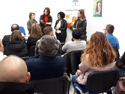 La Junta informa a emprendedores de Martos sobre la nueva línea de ayudas a la creación de trabajo autónomo