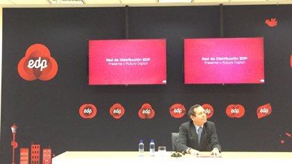 EDP invertirá 125 millones de euros en Asturias en la digitalización de  la red para mejorar el suministro