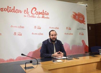 """PSOE espera que el Gobierno no """"ningunee"""" a C-LM con la financiación y se suma a la propuesta de auditoría de Junta"""