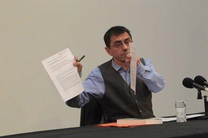 El TSJM da ahora la razón a la Complutense y deniega la compatibilidad de Juan Carlos Monedero como profesor y consultor