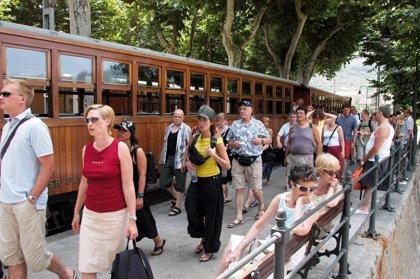 Baleares cierra 2017 con 13,8 millones de turistas extranjeros, un 6,1% más, y un 12,2% más de gasto