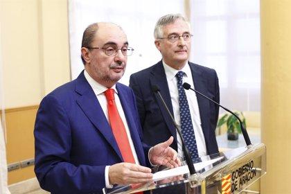 """Lambán propone una reforma """"radical"""" del ICA revisando la parte fija y variable del impuesto"""