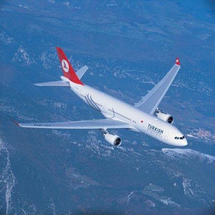 Turkish Airlines lleva la emoción de la Super Bowl al cielo