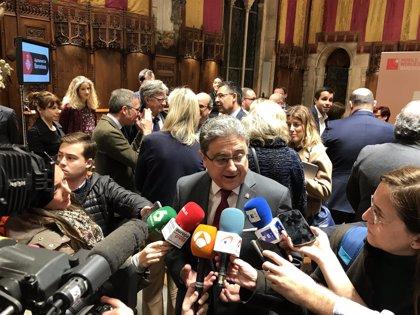 """Enric Millo defiende que Catalunya necesita un Govern y un presidente """"legalmente constituido"""""""