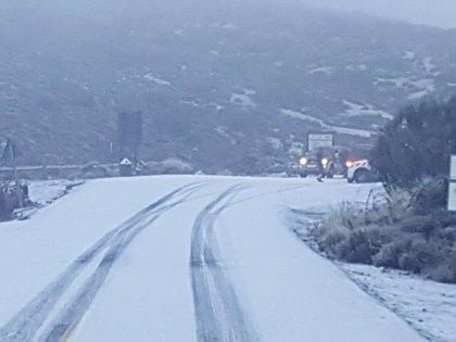Asturias, Cantabria, País vasco y Navarra, las más afectadas por el frente frío que dejará hasta 50 centímetros de nieve