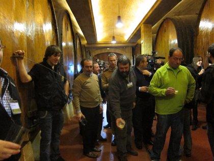 Lurraldebus amplía sus servicios en temporada de sidrerías a Astigarraga durante los fines de semana