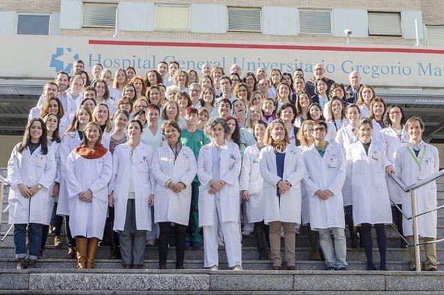 Equipo de Farmacia del Hospital Gregorio Marañón