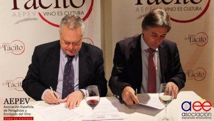 Periodistas y el sector del enoturismo firman un acuerdo de colaboración