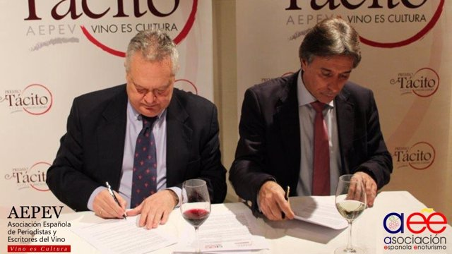 Acuerdo de colaboración del sector del enoturismo