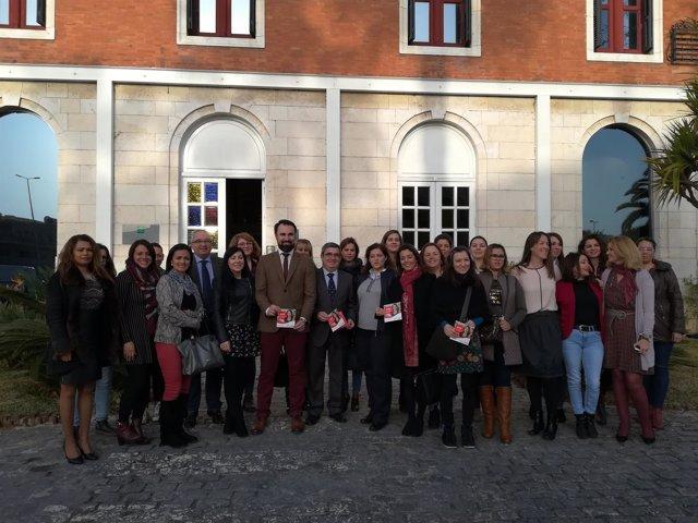 Gira Mujeres de Cola Cola y Andalucía Emprende