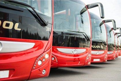 Moventia se hace con la empresa de transporte de viajeros Transports Pujol