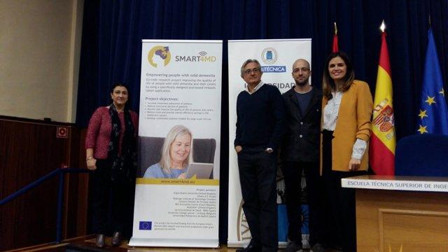 Reunión en Madrid sobre demencia leve