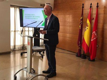 En marcha el primer estudio de percepción ciudadana sobre cambio climático en Murcia