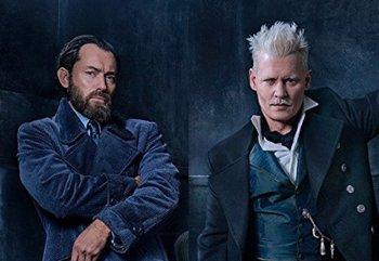 Foto: Animales Fantásticos: Los crímenes de Grindelwald no abordará la sexualidad de Dumbledore