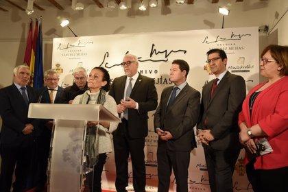 Felpeto se compromete a que el Museo Sánchez-Mejías en Manzanares sea un lugar de estudio para la comunidad educativa