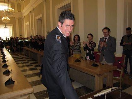 El nuevo jefe de la Policía Local de Cáceres, Benedicto Cacho, reorganizará el cuerpo para modernizarlo