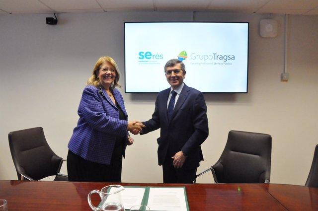 El Grupo Tragsa se incorpora al Patronato de la Fundación SERES