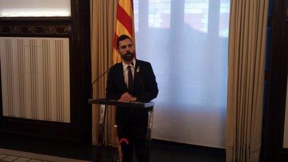 """Torrent reprocha al PP que responda """"con amenazas"""" a su petición de diálogo con Rajoy"""